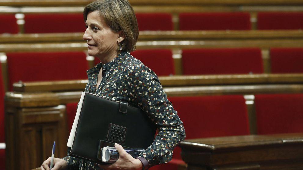 Forcadell fuerza la aprobación de las cuentas catalanas pese al aviso del TC