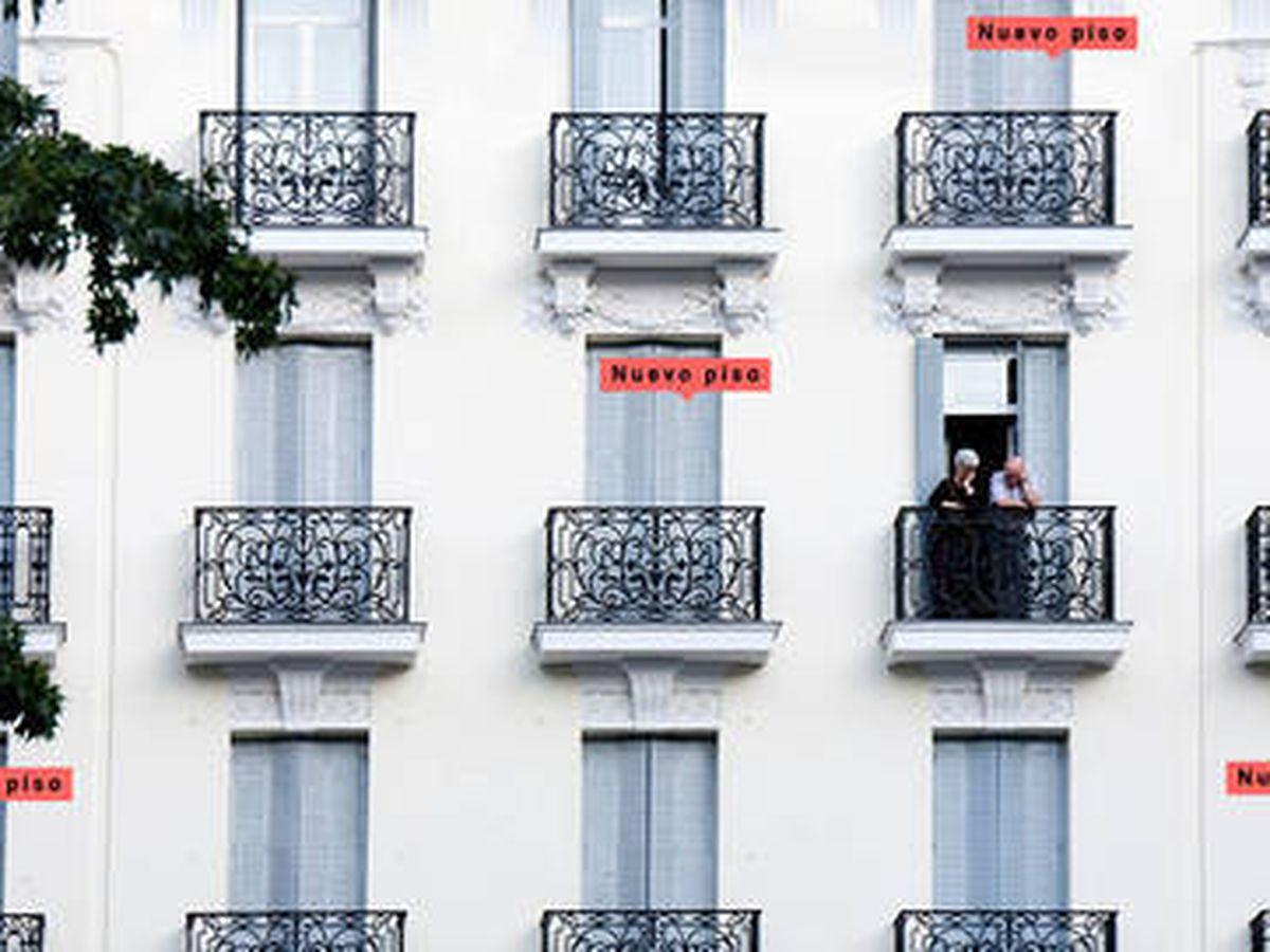 Foto: Alquiler de pisos a turistas.