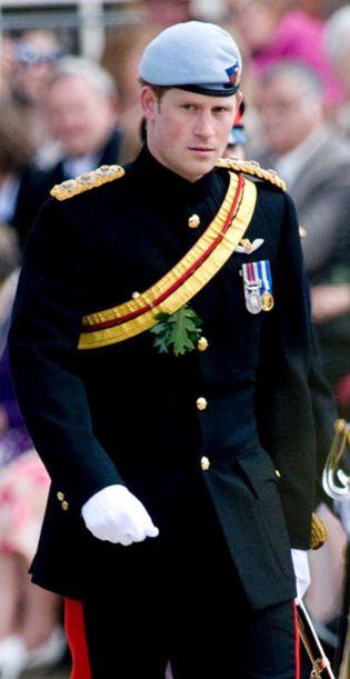 Foto: El príncipe Harry volverá a Afganistán