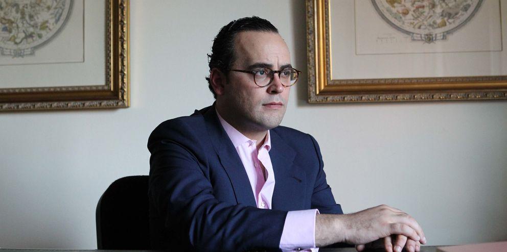 Foto: El periodista y escritor Ignacio Peyró