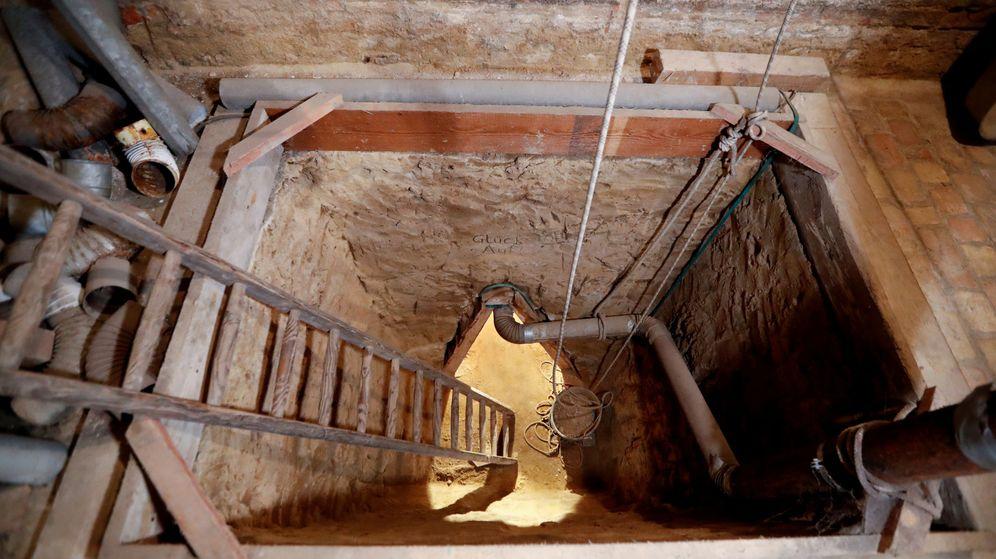 Foto: Los 75 túneles secretos del Muro de Berlín, la increíble ciudad escondida bajo la RDA. (Reuters)