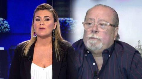 'Hormigas blancas': Carlota Corredera tapa la boca a Arévalo, amigo de Bertín Osborne, por un comentario homófobo