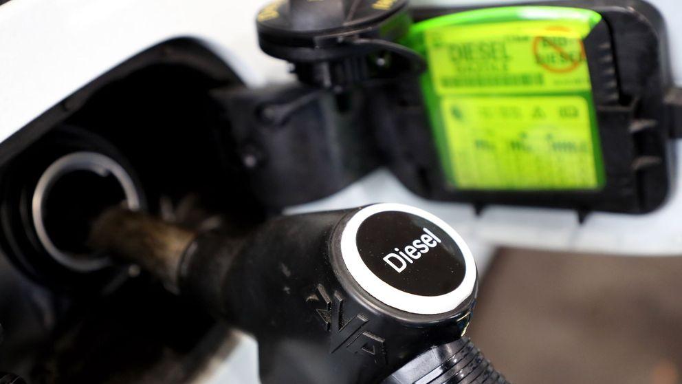 Otoño negro para el diésel: se venden menos vehículos ahora que en lo peor de la crisis