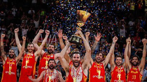 Las mejores imágenes de la final del Mundial de baloncesto entre España y Argentina