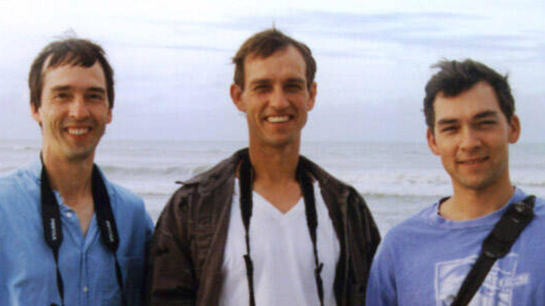 Los hermanos Hautman.