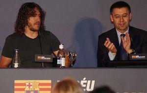 Carles Puyol repitió curso de niño porque su mejor amigo no aprobó