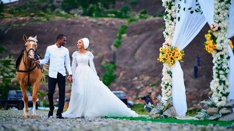 La boda real más glamurosa del verano se ha celebrado en Nigeria