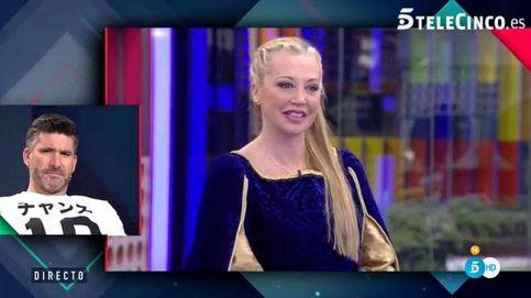 Los dardos de Belén Esteban a Toño Sanchís desde la casa de 'GH VIP 5'