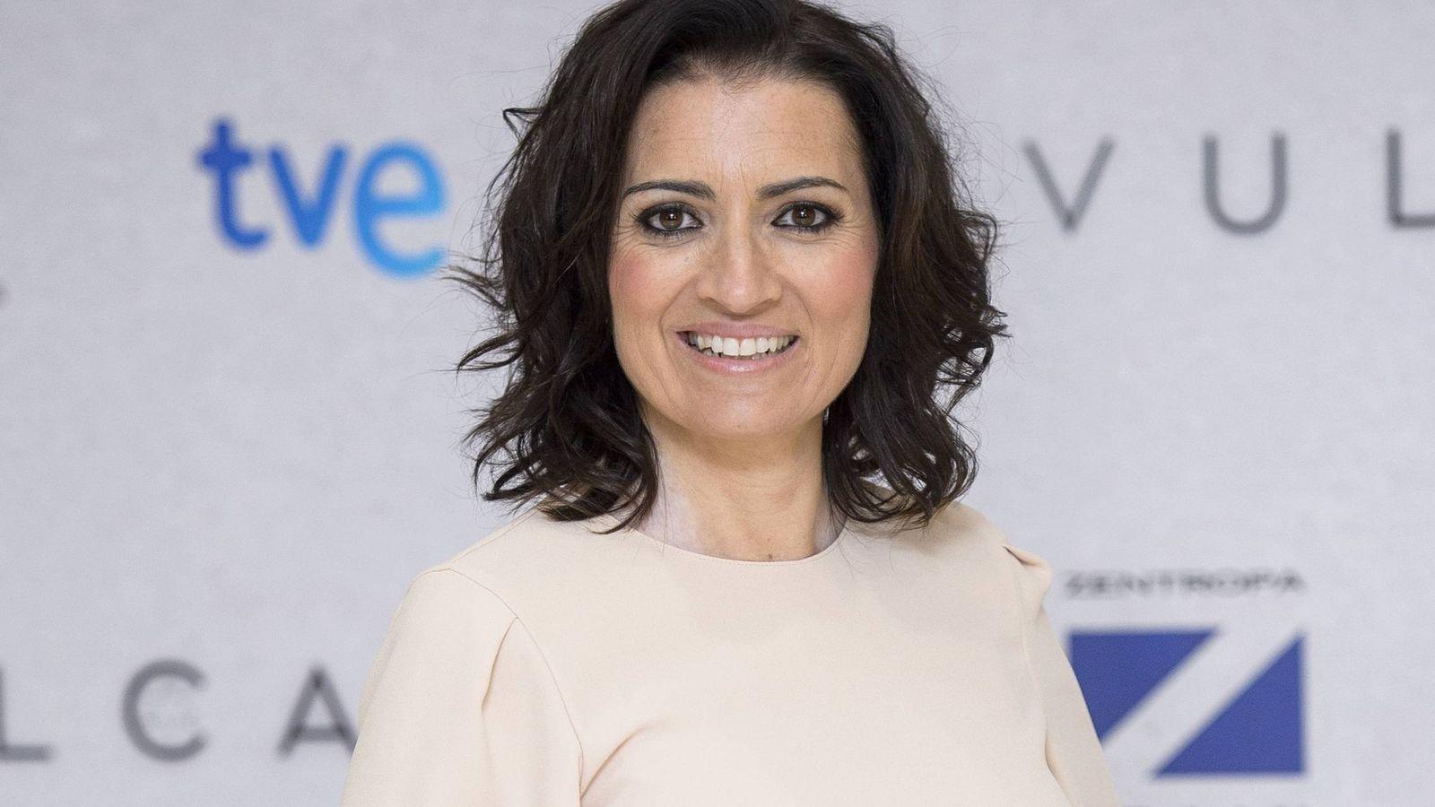 Foto: Silvia Abril, concursante estrella de la segunda edición de 'MasterChef Celebrity'. (GTres)