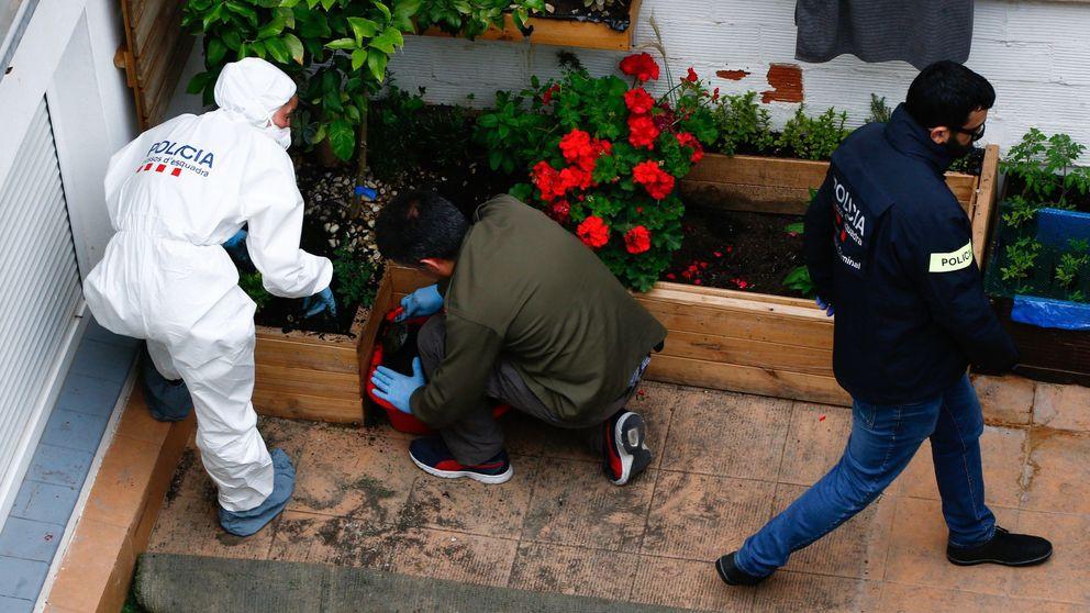 Vuelven a registrar el piso de Cornellà en el que fue asesinada Janet Jumillas