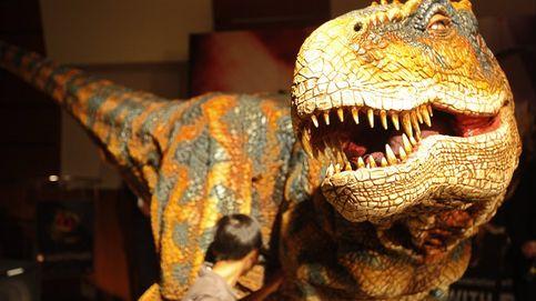 Esta es la recreación más real de un T-Rex (y no es igual que en las pelis)