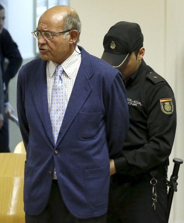 Foto: Gerardo Diaz Ferran, ex presidente de la CEOE, en una imagen de archivo. (Reuters)
