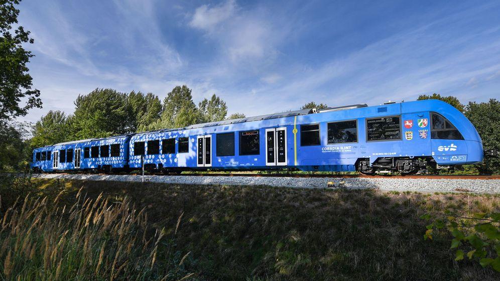 Foto: Un tren de Alstom. (Reuters)