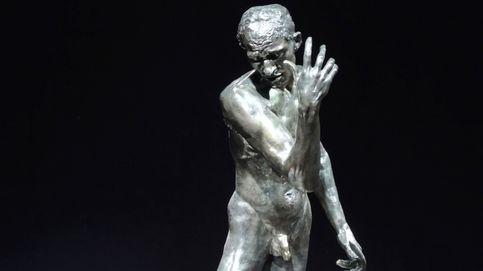 A subasta figuras en bronce de Rodin y una pionera escuela de pastores: el día en fotos