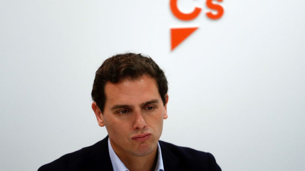 Foto: El líder de Ciudadanos. (EFE)
