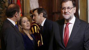 Balance del 38 cumpleaños de la Carta Magna: el PP se lleva los focos y el PSOE, de perfil bajo