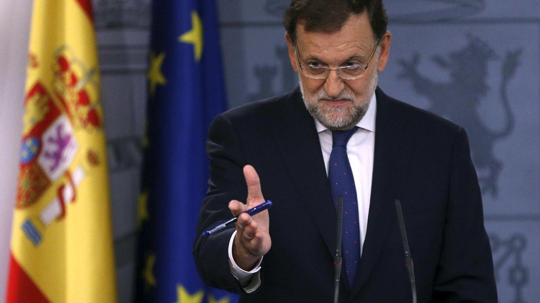 """Rajoy: """"Ni la independencia es posible ni tienen el respaldo de votos necesario"""""""