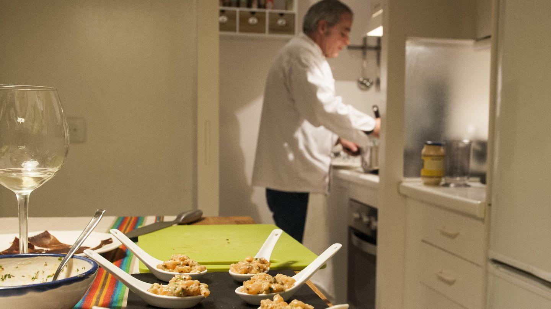 Puedes pedirte un plato gourmet o directamente al chef