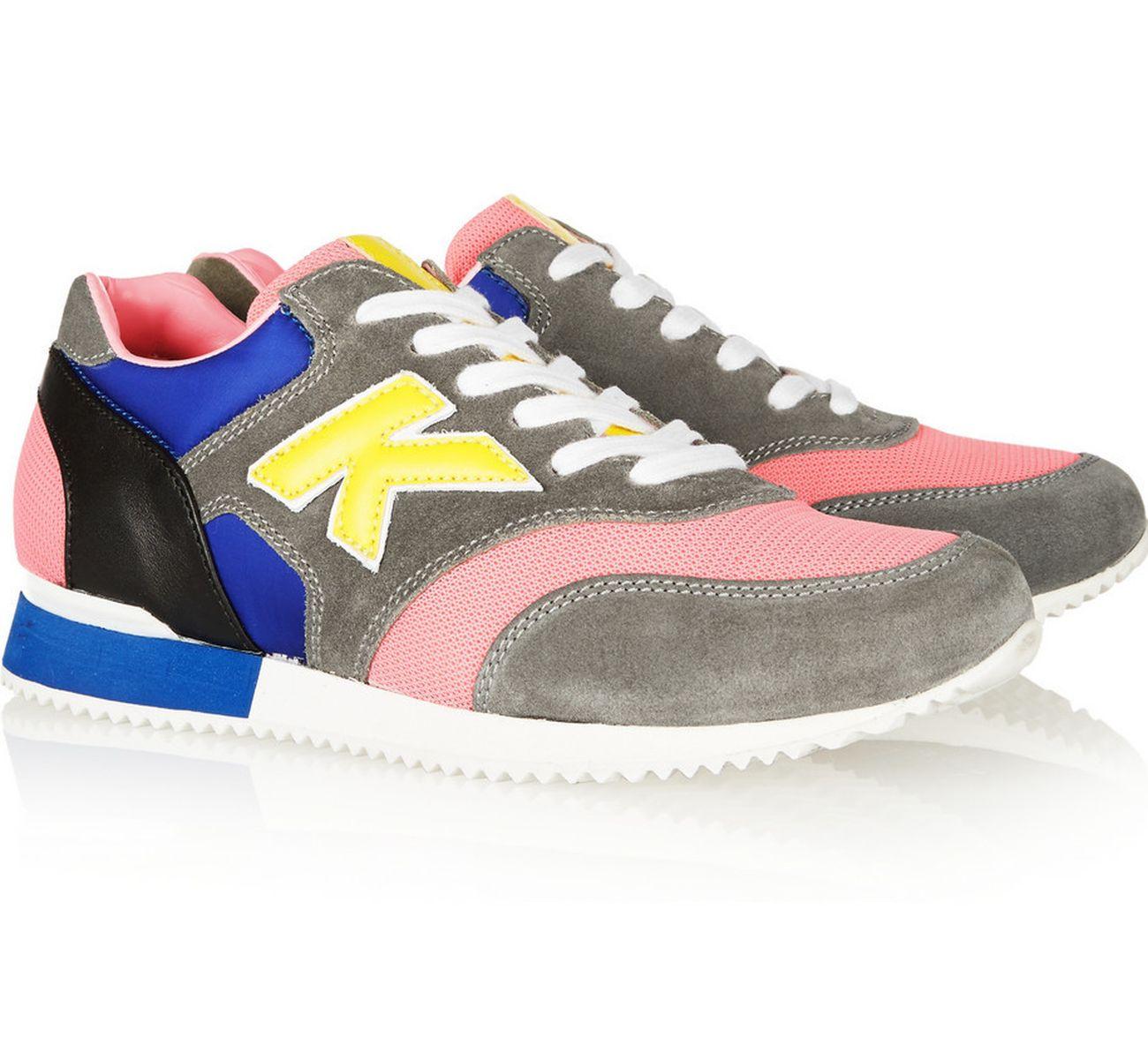 Foto: Unas zapatillas de Karl Lagerfeld que habrían podido diseñar en New Balance