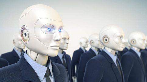 Los robots no nos van a quitar el trabajo