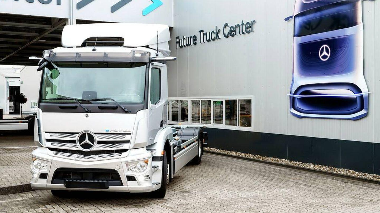 Aunque de momento se fabricará en paralelo con otros camiones con motorizaciones de combustión, este supone el principio de una nueva dirección eléctrica.