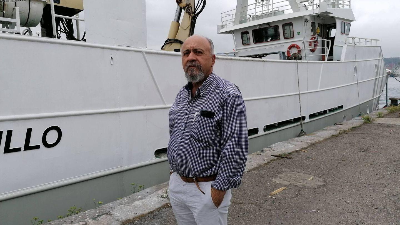 Antonio Soage. (Lino Vargas)
