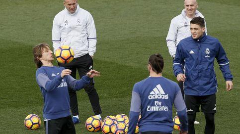 La plantilla del Madrid se dice a la cara que para no sufrir hay que volver a defender
