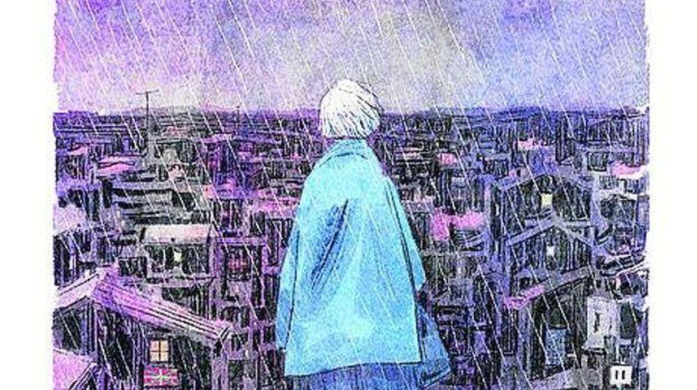 Foto: Portada del cómic basado en la novela 'Patria'.