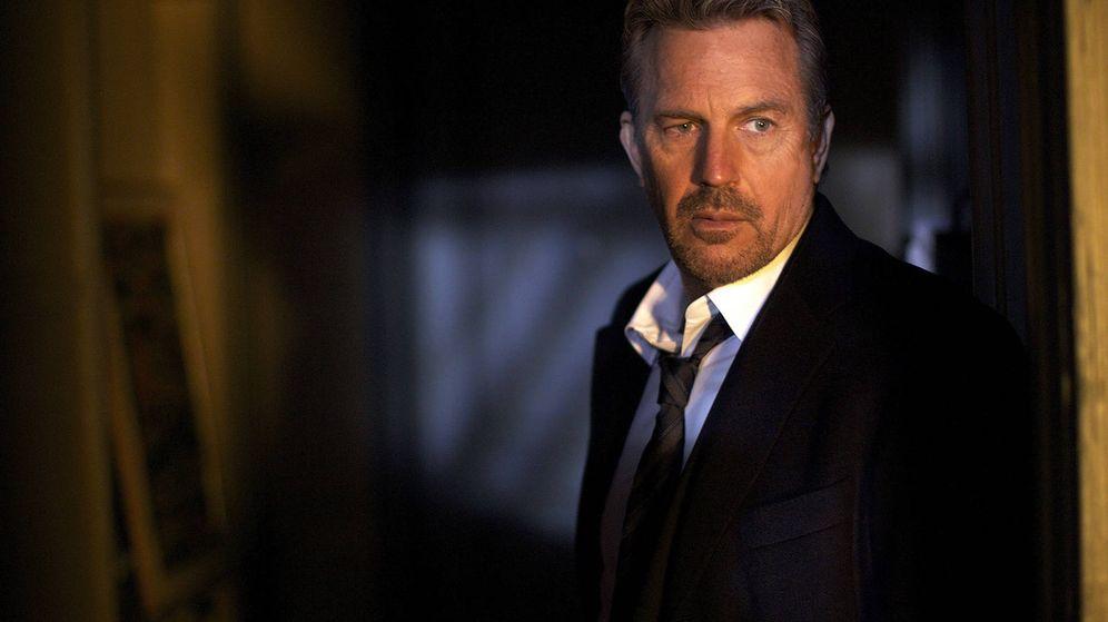 Foto: Kevin Costner protagoniza la película '3 días para matar'.