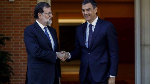 Rajoy y Sánchez se conjuran para un nuevo 155 sin elecciones y 'orillan' a Rivera
