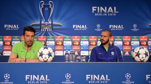 La Juventus se pone la piel de cordero: Estamos por debajo del Barcelona