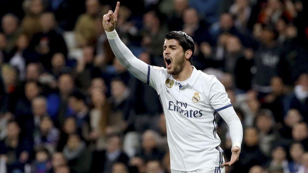 De Etoo a Morata: los delanteros canteranos que no triunfaron en el Real Madrid