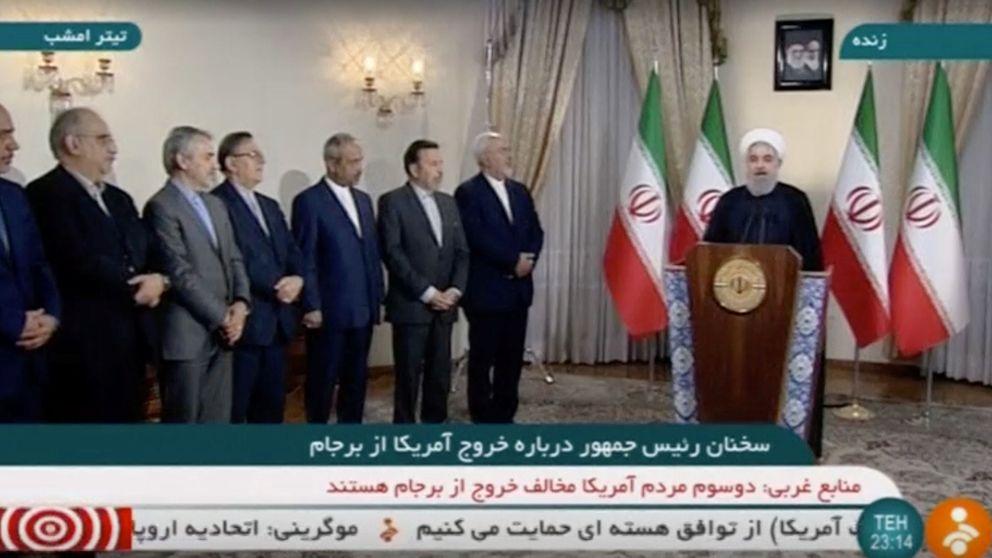 La 'guerra psicológica' contra Irán va camino de convertirse en una real