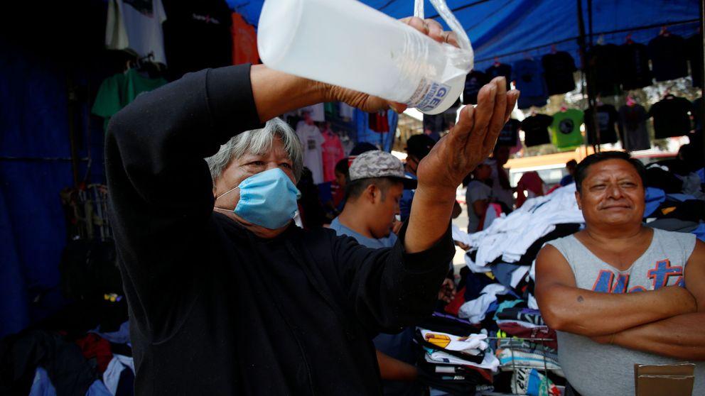 Con 5.847 casos y 449 muertes, México clausurará empresas que se niegan a cerrar