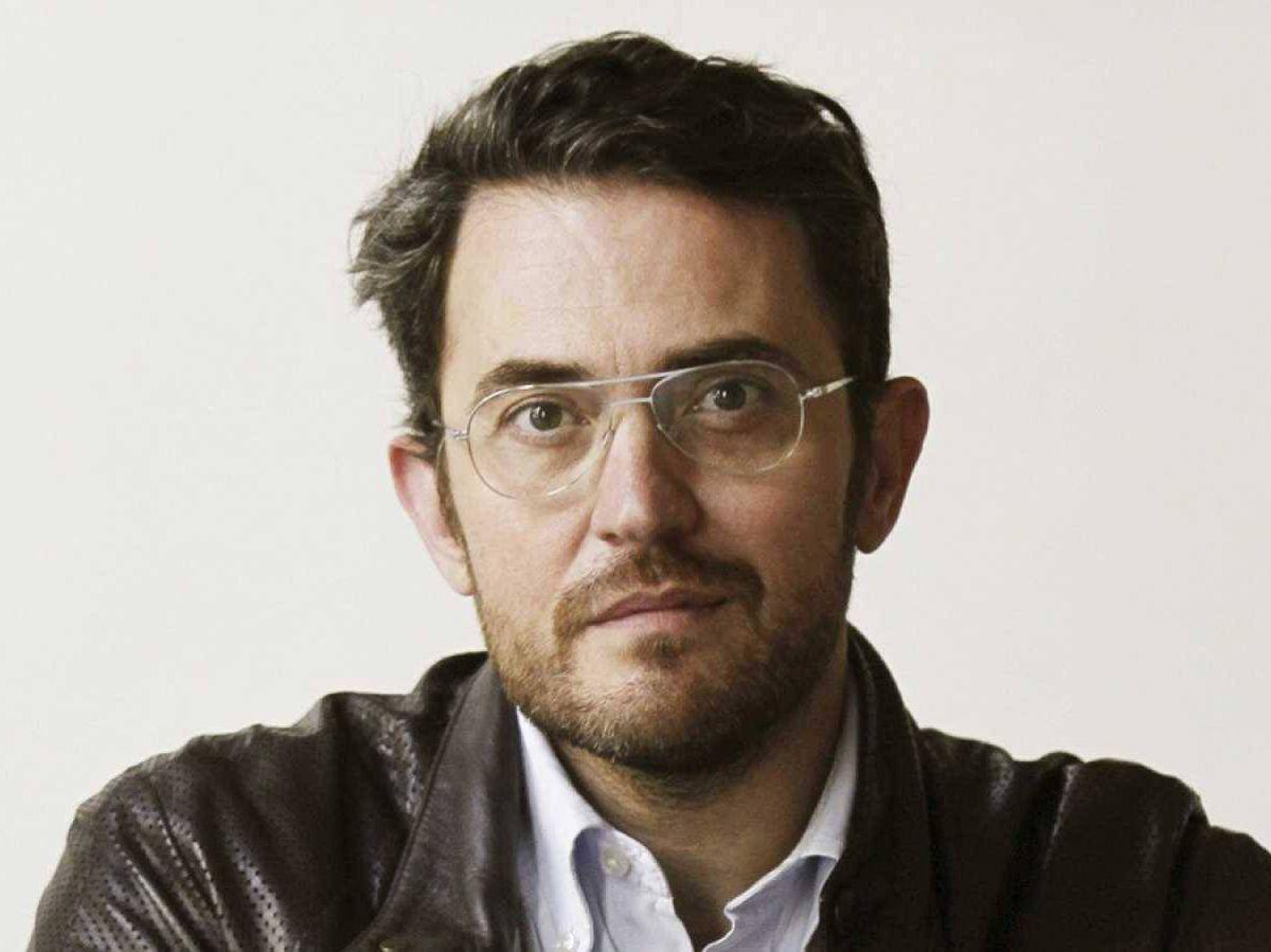 Foto: El periodista y escritor Máximo Huerta. (RTVE)