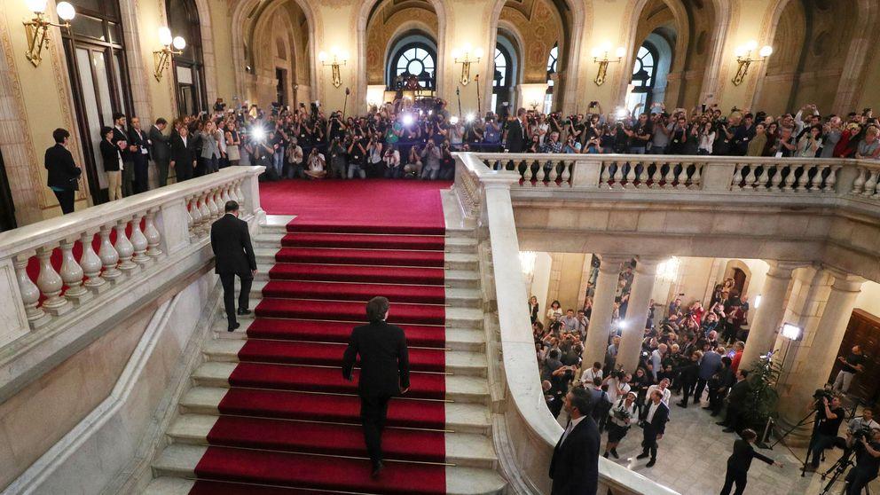 Intento agónico de Puigdemont para salvar la unidad del independentismo