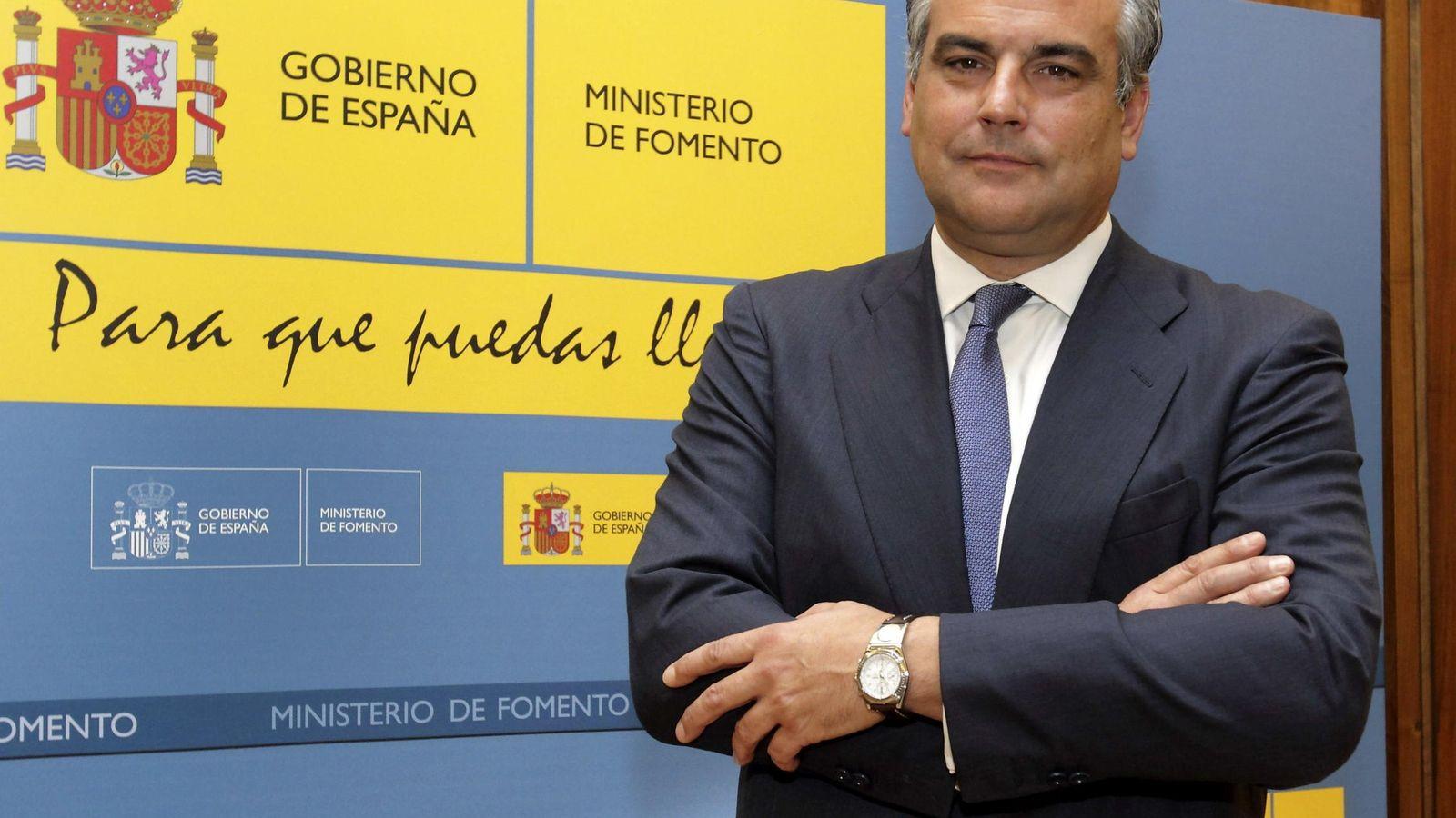 Foto: Fotografía facilitada por el Ministerio de Fomento de Jesús Silva Fernández.