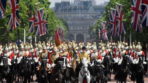 La caballería toma Londres