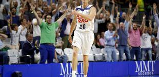 Post de Carroll deja al Real Madrid a un paso de su sexta final consecutiva de la ACB