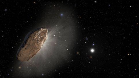Todos deseamos que Oumuamua sea una nave extraterrestre... Pero la realidad es esta