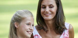 Post de El 'sorpasso' de la princesa Leonor a la reina Letizia y los datos que lo prueban