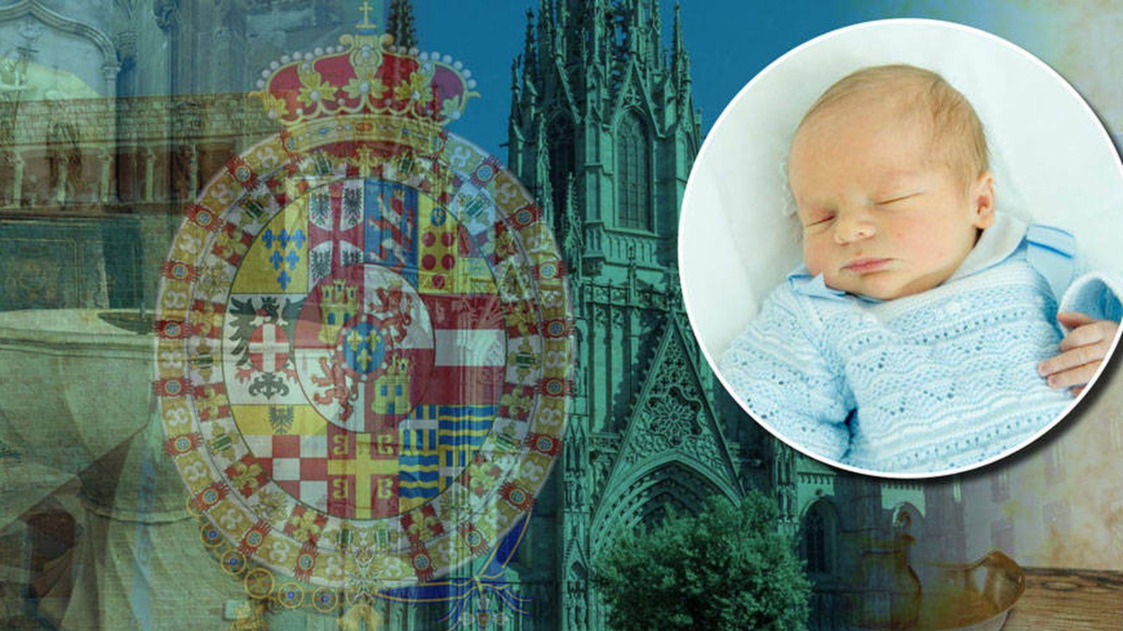 Foto: El príncipe Carlos Enrique en un fotomontaje realizado por Vanitatis