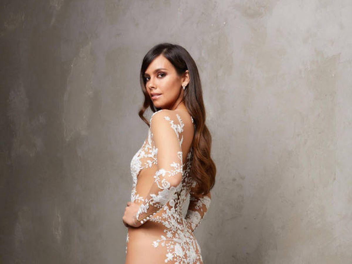 Foto: Cristina Pedroche, con su vestido de las Campanadas 2018. (Antena3)