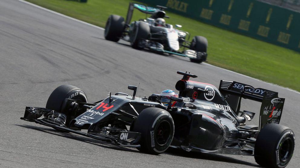 En McLaren, Alonso y Button ya hablan otro lenguaje: Estaremos más arriba
