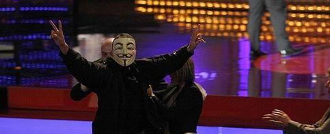 Anonymous ataca la web de los Goya y publica información de los invitados a la gala