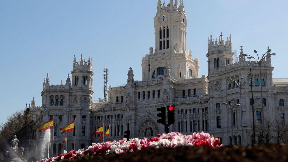 Foto: Palacio de Cibeles de Madrid, sede del ayuntamiento de la ciudad. (EFE)