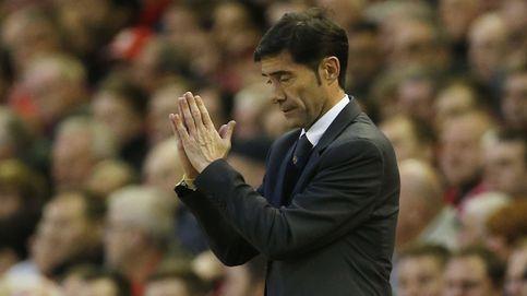 El polémico Sporting-Villarreal puso en marcha la cuenta atrás de Marcelino
