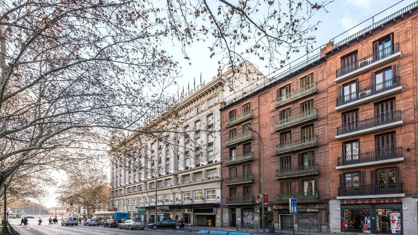 Arquitectos el barrio madrile o de atocha se reinventa for Viviendas lujo madrid