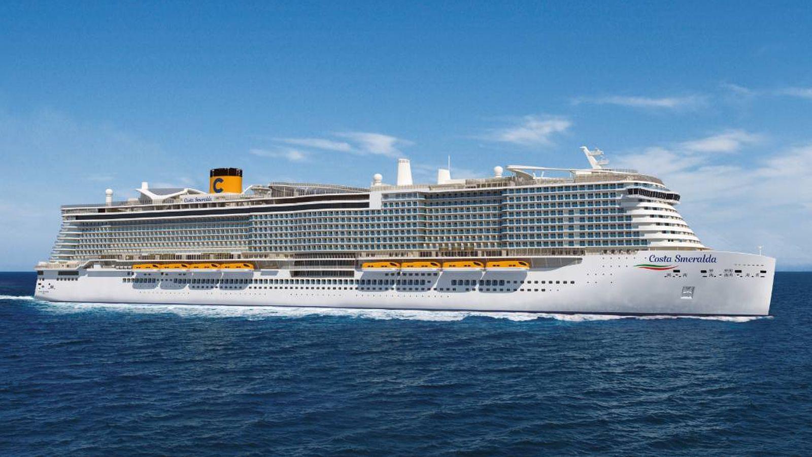 Foto: Costa Crociere tiene una flota de 28 barcos entre tres marcas: Costa Cruceros, AIDA y Costa Asia