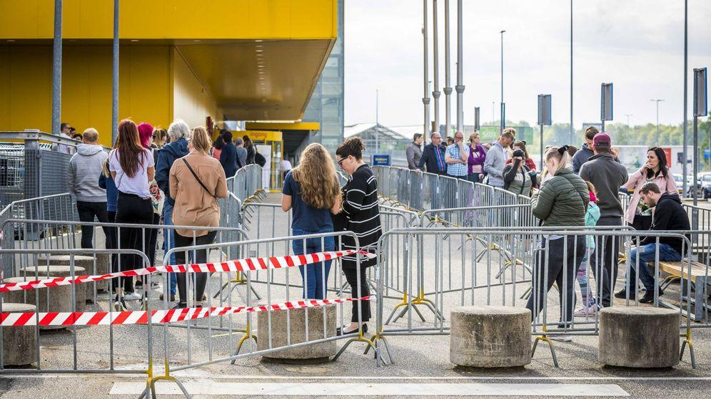 Foto: Tienda de Ikea (EFE)